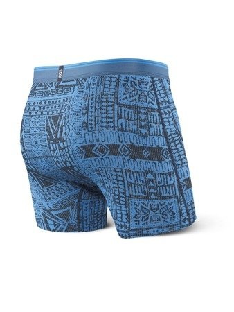 Bokserki męskie QUEST BOXER BRIEF FLY PR Blue Dive Tribe