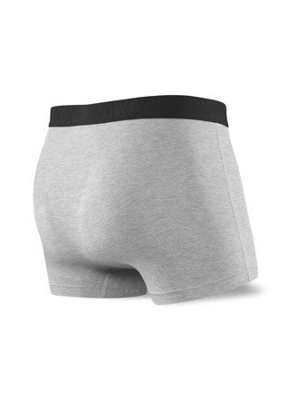 Bokserki męskie SAXX UNDERCOVER TRUNK GREY HEATHER