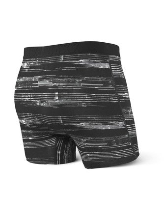 Bokserki męskie SAXX Undercover Boxer Brief Pr Black Point Break