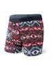 Bokserki męskie SAXX Quest Boxer Brief Fly Grey Desperado M